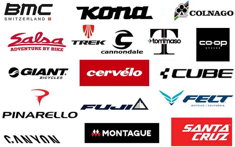 The best bike brands